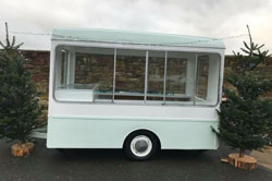 Photo: Ice cream van from Red Radish Catering